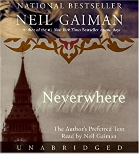 Cover of &quot;Neverwhere&quot;