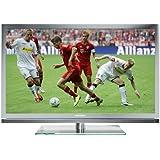 Grundig 40 VLE 8160 SL 102 cm (40 Zoll) 3D LED-Backlight-Fernseher (Full-HD, DVB-T/C/S2) silber