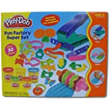 Play-Doh: Fun Factory Super Set 538g