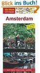 Amsterdam: Reisef�hrer mit extra Stad...