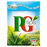 Pg Tips Pyramid 80 Teabags 250G