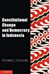 Constitutional Change and Democracy i...