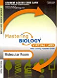img - for MasteringBiology Virtual Lab Molecular Room -- Standalone Access Card book / textbook / text book
