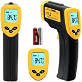 Etekcity Lasergrip 774 (ETC 8380) Temperature Gun Non-contact Digital Laser Infrared IR Thermometer, 2-Year Warranty, -58~+716°F, 12:1 D:S, Instant-read, FDA/FCC/CE/ROHS Approved