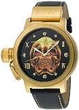 Christian Audigier – Eternity – Gold Death Skull Watch