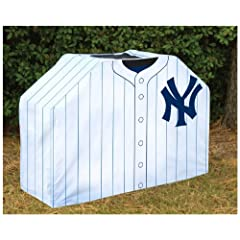 Team Sports America MLB0150-706 New York Yankees Grill Cover by Team Sports America