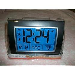 Chaney Instrument 13131 Atomix Dartmouth Desktop Alarm Clock