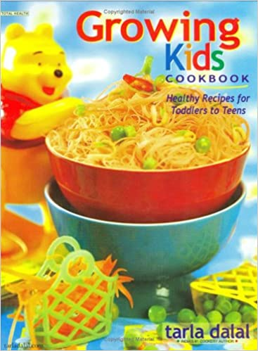 Growing Kids Cook Book (English): 1