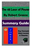 img - for The 48 Laws of Power by Robert Greene: The Mindset Warrior Summary Guide book / textbook / text book