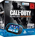 Sony PlayStation Vita (WiFi) inkl. Call of Duty: Black Ops Declassified (DLV) + 4GB Memory