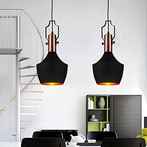 FOSHAN-MINGZE-Led-Lampadario-a-sospensione-40-W-E27-colore-rame-anticato-in-alluminio-industriale-Spinning-casa-moderna-soffitto-Light-Fixture-Lampadario-Lampada-a-sospensione-paralume-in-metallo