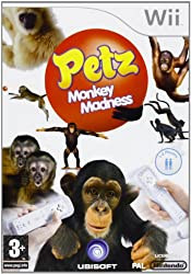 Petz Monkey Madness /Wii