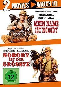 Mein Name ist Nobody / Nobody ist der Größte [Alemania] [DVD]