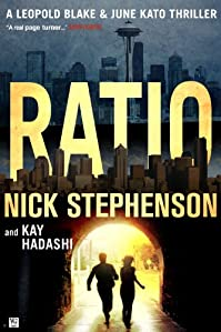 (FREE on 7/5) Ratio: A Leopold Blake Thriller by Nick Stephenson - http://eBooksHabit.com