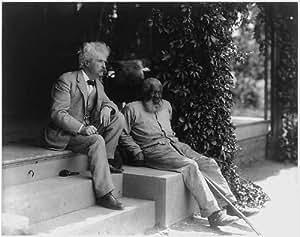 Amazon.com: Photo: Samuel Clemens, Mark Twain, 1835-1910