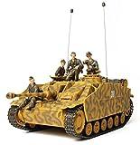 Modelo Fuerzas Tanque de Valor alemán Sturmgeschutz III Ausf. G Varsovia Militar Diecast Vehículo (1943), Escala 1/32 (importado de Japón)