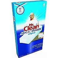 Mr. Clean Magic Eraser Cleansing Pad-4CT MR CLEAN MAGC ERASER