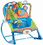 Fisher-Price Infant-to-Toddler Rocker...