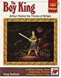 Boy King: A Complete Campaign, Background, and Adventures for Pendragon (No 2708) (0933635788) by Stafford, Greg