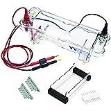 Walter EL-100P Electrophoresis Apparatus, 16 Samples per Gel, one 7x14cm Casting Tray