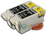 The Ink Squid 2 X Kodak 30Bk Xl Black High Capacity Compatible Ink Cartridges For Kodak Esp C315 Printer