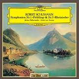 シューマン:交響曲第1番「春」、第3番「ライン」