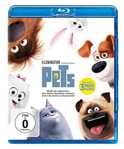 Pets [Alemania] [Blu-ray]