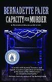 Capacity for Murder: A Professor Bradshaw Mystery (Professor Bradshaw Series)
