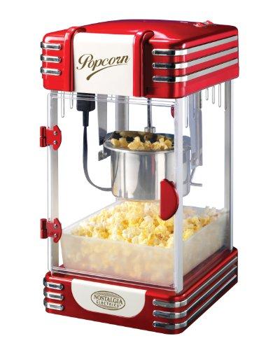 Nostalgia Electrics Rkp530 Retro Series Kettle Popcorn Maker