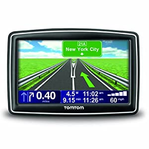 TomTom XXL 540S 5-Inch Widescreen Portable GPS Navigator - Save: 53%