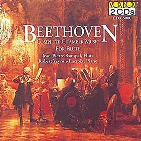 Beethoven: ?uvre pour flûte (Intégrale)
