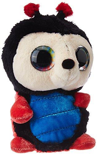 Wild Republic L'Il Sweet & Sassy Ladybug Jelly Bean Plush