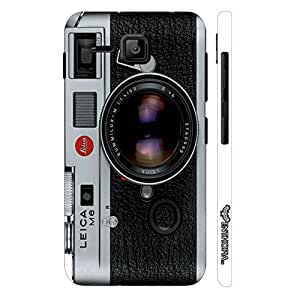Micromax Bolt S301 Camera Lens designer mobile hard shell case by Enthopia