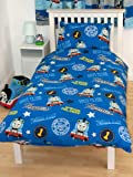 Character World Thomas Express Rotary Single Duvet Set