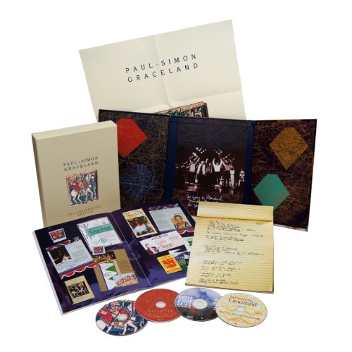 Graceland 25th Anniversary Collector's Edition Box Set (Amazon Exclusive)