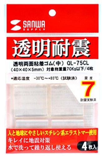 SANWA SUPPLY Ʃ��ξ��Ǵ�奴��(��) QL-75CL