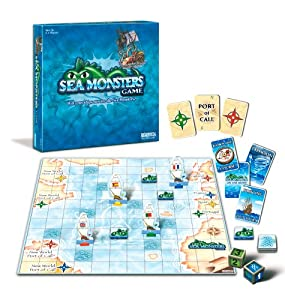 Sea Monster Board Game
