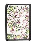 Dolce & Gabbana Funda iPad (Rosa / Verde)