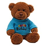GUND Happy Birthday Bear Plush