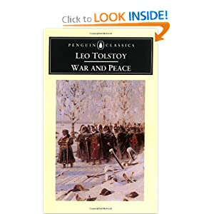 a literary analysis of war and peace by leo tolstoy