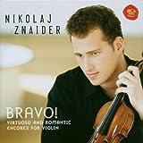 Bravo! Virtuoso & Romantic Encores For Violin