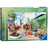 Ravensburger Happy Days at Work No. 6 - The Train Driver, 500pc Jigsaw Puzzle