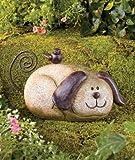 Stone Garden Dog