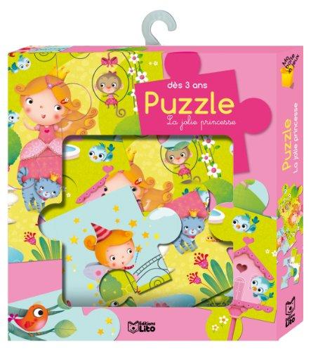 Ma boite a jeux puzzle de la jolie princesse 12 pieces for Boite a jeux