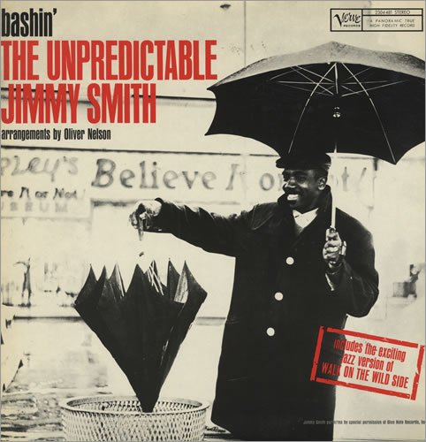 Bashin' The Unpredictable by Jimmy Smith