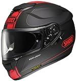 ショウエイ(SHOEI) バイクヘルメット フルフェイス GT-Air WANDERER (ワンダラー) TC-1 (RED/BLACK) Lサイズ (59cm)