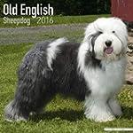 Old English Sheepdog Calendar 2016 (S...