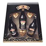 Baileys Miniatures and Chocolate Hearts Gift