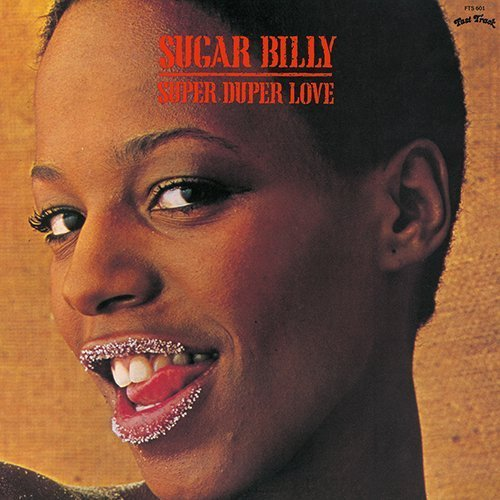 Super Duper Love by Sugar Billy [Music CD]