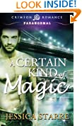 A Certain Kind of Magic (Crimson Romance)